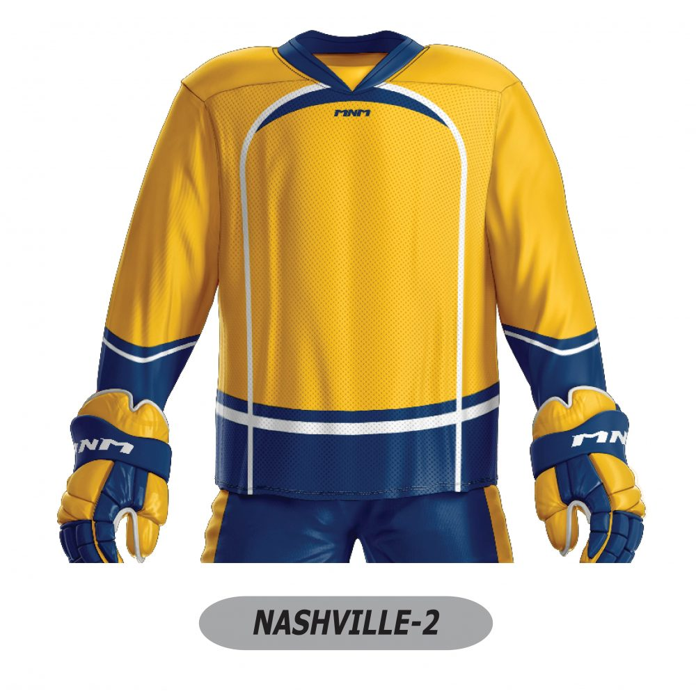 Hockey JERSEY - Nashville 2